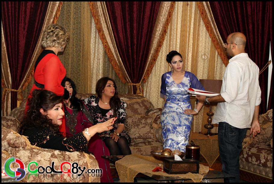 مسلسل جفنات العنب رمضان 2012